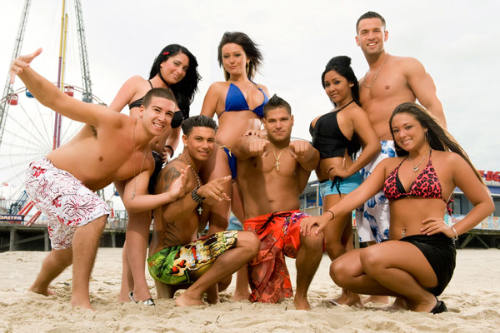 jersey shore ronnie fights situation. Watch Video Of the Jersey
