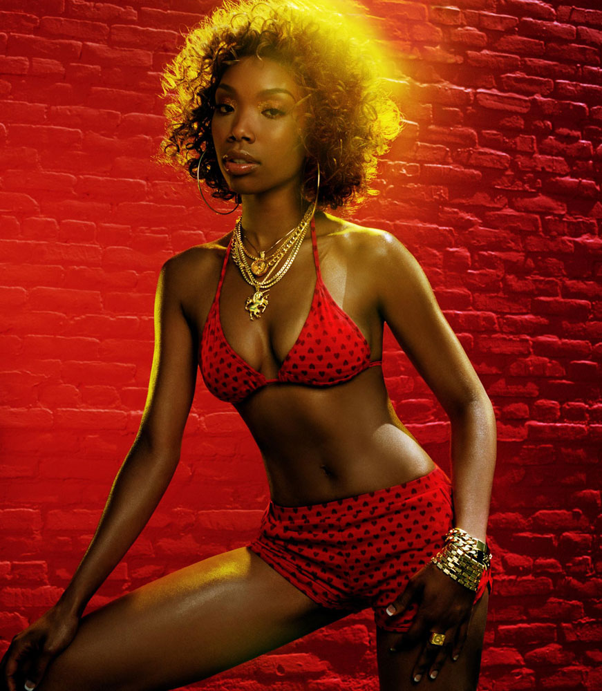 Nude brandy norwood