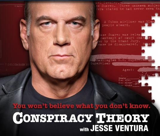 Conspiracy Theory's Jesse Ventura Talks About Government's ...