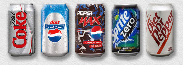 What Diet Drinks Don T Contain Aspartame