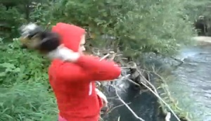 Girl Throws Puppies In River A Ct Patriots Blog